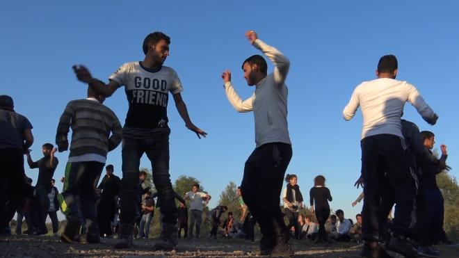 Danse afghane