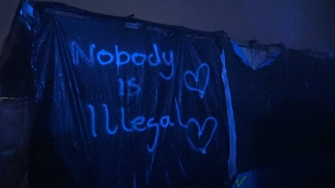 Nobody is illegal