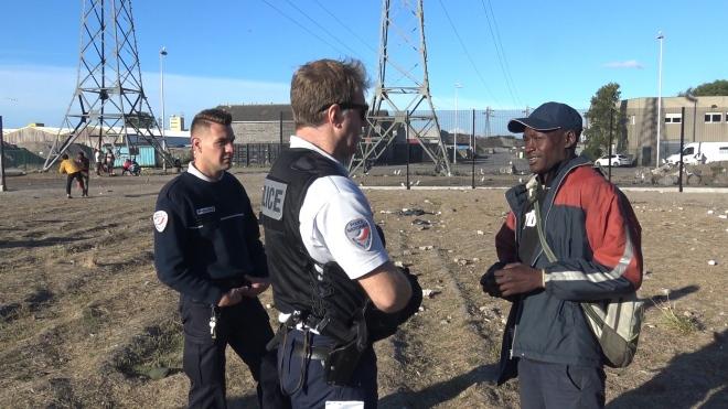 Police soudanais